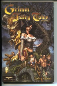 Grimm Fairy Tales-Vol 3-Tyler-Tedesco-TPB-trade