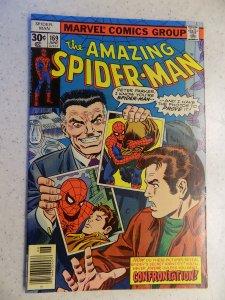 AMAZING SPIDER-MAN # 169 MARVEL BRONZE ACTION ADVENTURE