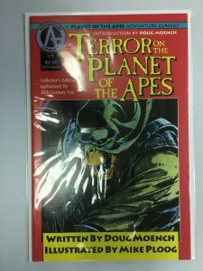 Terror on the Planet of the Apes Adventure Comics #1 6.0 FN (1991)