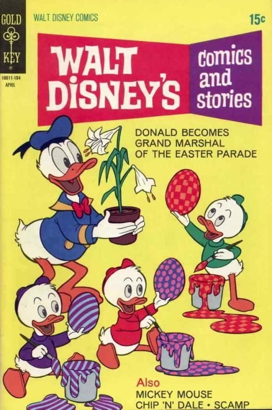 Walt Disney's Comics and Stories #367 FN; Dell | save on shipping - details insi