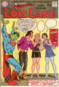 LOIS LANE 96 VG-F Oct. 1969 COMICS BOOK