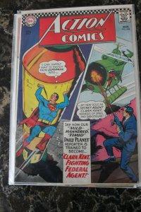 Action Comics #348 (DC, 1967) Condition: FN-