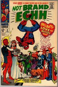 NOT BRAND ECHH 6 FN-  Feb. 1968