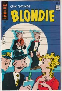 Blondie #169 (Jun-67) NM- High-Grade Blondie and Dagwood Bumstead
