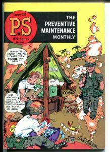 Preventive Maintenance Monthly #215 1970-Will Eisner-FN