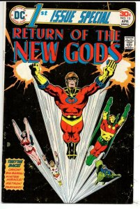 1st ISSUE SPECIAL #13, FN, New Gods DarkSeid 1975 1976