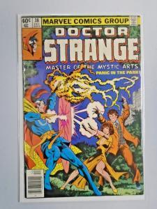Doctor Strange (2nd Series) #38, Newsstand Edition 4.0 (1979)