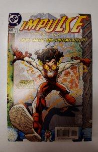 Impulse #60 (2000) NM DC Comic Book J667