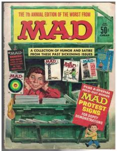 WORST FROM MAD (1958-1969) 7 FR-