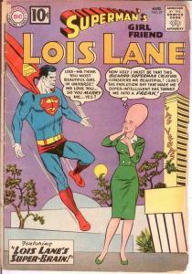 LOIS LANE 27 G-   August 1961 COMICS BOOK
