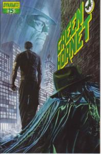Green Hornet (Dynamite) #15A VF/NM; Dynamite | save on shipping - details inside