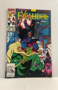 Excalibur #27 (1990)