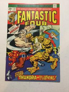 Fantasic Four 151 NM- Near Mint- 9.2 1st First Appearance Of Nuclear Man