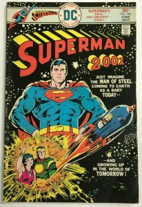SUPERMAN#300 VG/FN 1976 DC BRONZE AGE COMICS