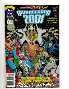 Armageddon 2001 #1 (1991) YY7