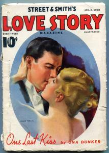 Love Story Pulp- complete serialization of SHINING TARGET
