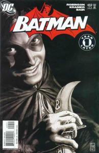 Batman (1940 series) #652, NM- (Stock photo)