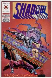 SHADOWMAN #17, NM+, Valiant, John Dixon, Bob Hall,1993, more Valiant in store