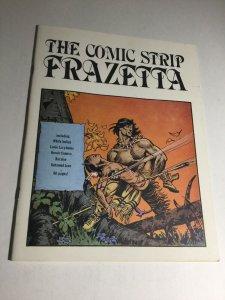 The Comic Strip Frazetta Nm Near Mint Magazine