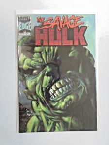 Savage Hulk (1996) #1, 8.0/VF - 1996