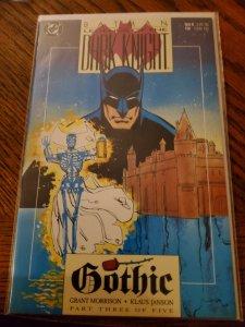 Legends of the Dark Knight #8 (1990)