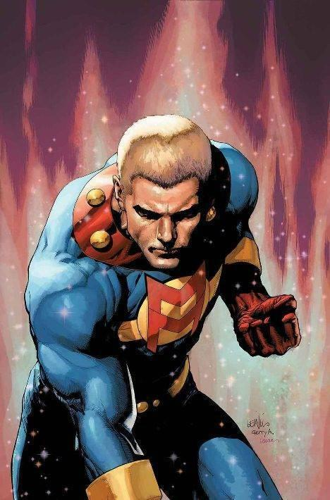Miracleman #1 Poster by Leinil Francis Yu (24 x 36) Rolled/New!