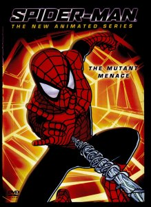 SPIDER-MAN:  The New Animated Series -- The Mutant Menace DVD