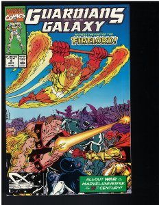 Guardians of the Galaxy #4 (1990)