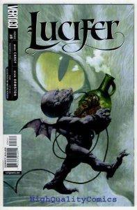 LUCIFER #28, Devil, NM, Vertigo, Monsters, Breaking and Entering, 2000