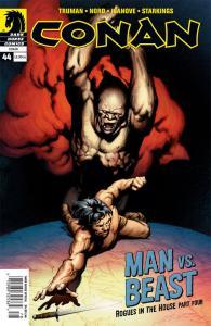 Conan #44 (Dark Horse, 2007)