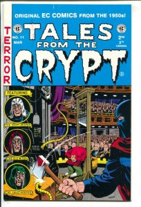 Tales From The Crypt-#11-1995-Gemstone-Reprint