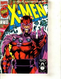 11 Comics X-Men #1 Death X-Man #1 3 4 Power +Evil +22 +Exodus X-Force # 1 3 JF24
