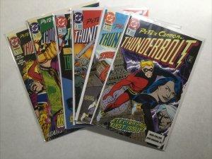 Peter Cannon Thunderbolt 1-12 1 2 3 4 5 6 7 8 9 10 11 12 Lot Run Nm Dc Comics