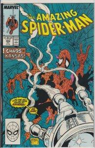 Amazing Spider-Man #302 - Direct Edition - July 1988 - McFarlane