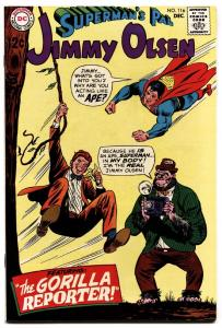 Superman's Pal Jimmy Olsen #116 1969 Gorilla Reporter High grade comic book