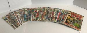 Luke Cage Power Man And Iron Fist 2-125 Lot Set Run Marvel Comics A34