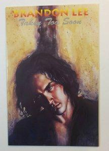 Brandon Lee Taken Too Soon Boneyard Press 1994 First Print Very Rare VF+