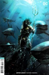 Justice League #11 Variant Cvr (DC, 2019) VF/NM