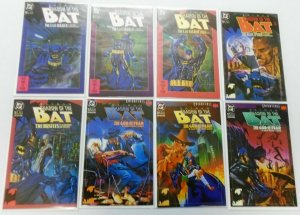Batman Shadow of The BAT From:#2-34, 22 Different Average 8.0 VF (1992-1995)