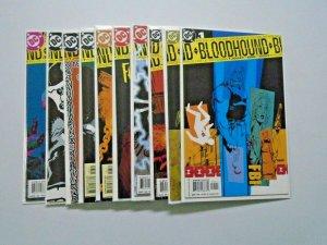 Bloodhound (DC 2004) Set:#1-10, 8.0/VF - 2004