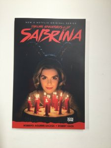 Chilling Adventures Of Sabrina Book: The Crucible Book One Tpb Sc Nm Archie