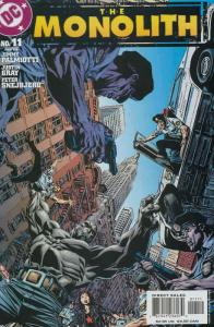 Monolith, The (DC) #11 VF/NM; DC | save on shipping - details inside