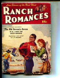 Ranch Romances-Pulp-12/1/1946-Glen Perrins-Myrtle Juliette Corey