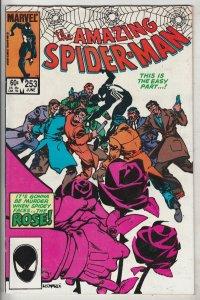 Amazing Spider-Man #253 (Jun-84) VF/NM High-Grade Spider-Man