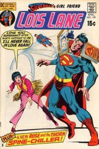 Superman's Girl Friend Lois Lane #109, Fine+ (Stock photo)