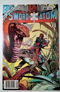 Sword of the Atom #1 (1983) DC Comic Book J754