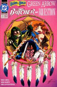 Brave and the Bold (1991 series) #3, VF+ (Stock photo)