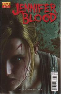 Jennifer Blood (Vol. 1) #36 VF/NM; Dynamite | save on shipping - details inside