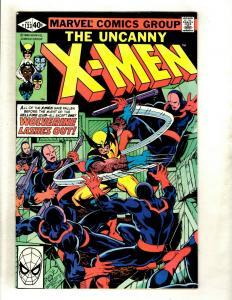 (Uncanny) X-Men # 133 VF/NM Marvel Comic Book Cyclops Beast Iceman Wolverine GK4