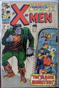 The X-Men #40 (1968) 7.0/5